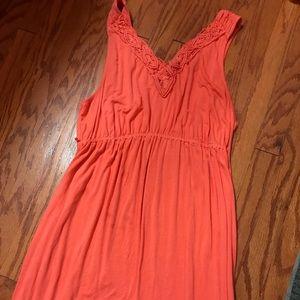 Liz maternity dress